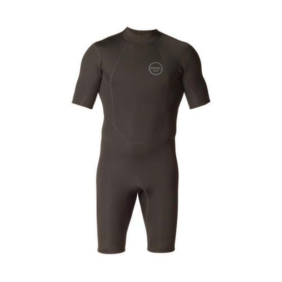 XCEL Mens wetsuit GCS OS S/S 2 Black SP19