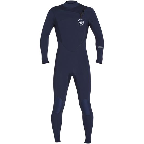 XCEL Mens Wetsuit COMP 4/3mm Front Zip