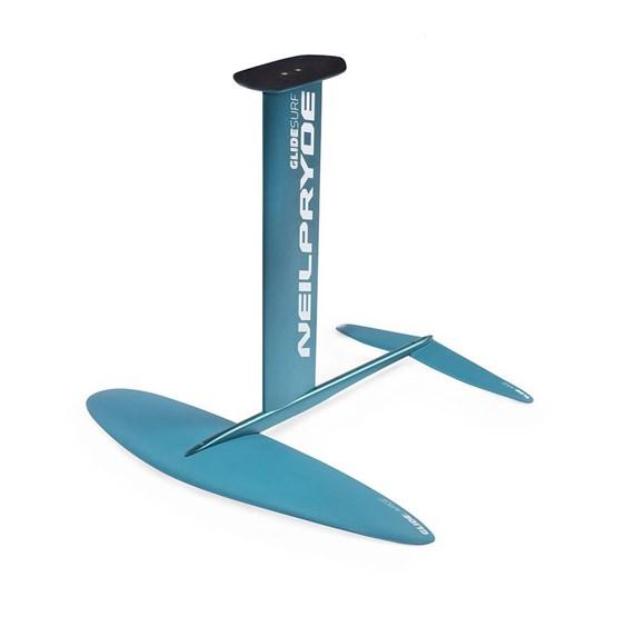 NEILPRYDE Glide Surf Alu Foil Slim Double Track 2020
