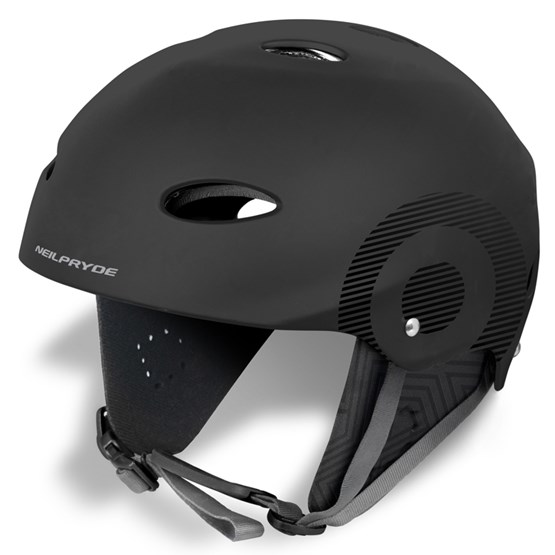 NEILPRYDE Freeride helmet with adjustament and detachable ear covers