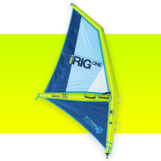 ARROWS iRIG one Inflatable Complete Rig