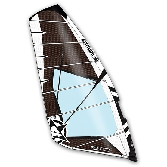 ATTITUDE Żagiel windsurfingowy Source