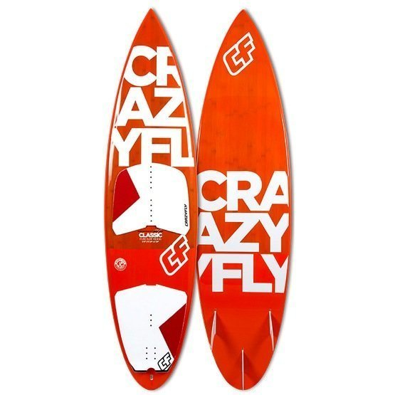 CRAZYFLY Classic Kite Surfboard 2015