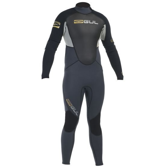 GUL Mens wetsuit RESPONSE CONVERTIBLE 3/2mm