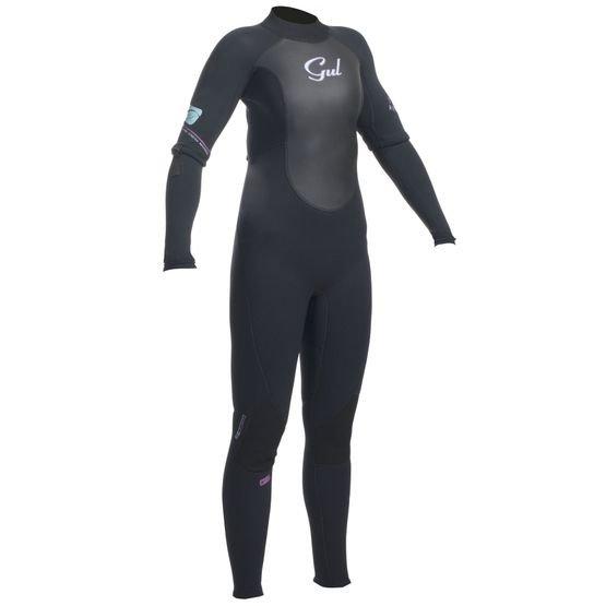 GUL Womens wetsuit RESPONSE CONVERTIBLE 3/2mm