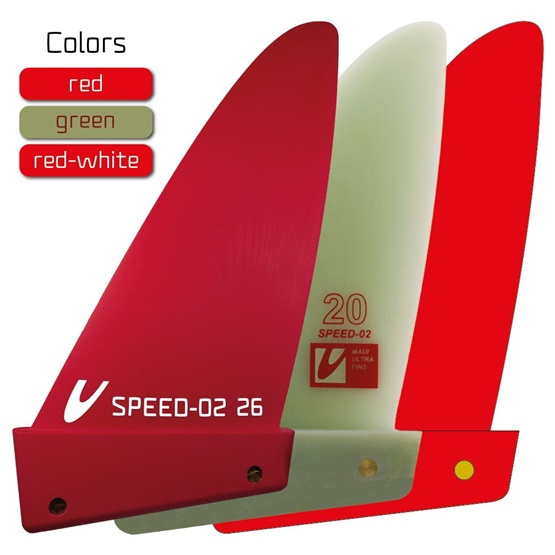 MAUI ULTRA Windsurf Fin Speed-02