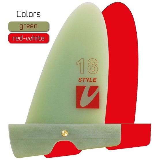 MAUI ULTRA Windsurf Fin Style