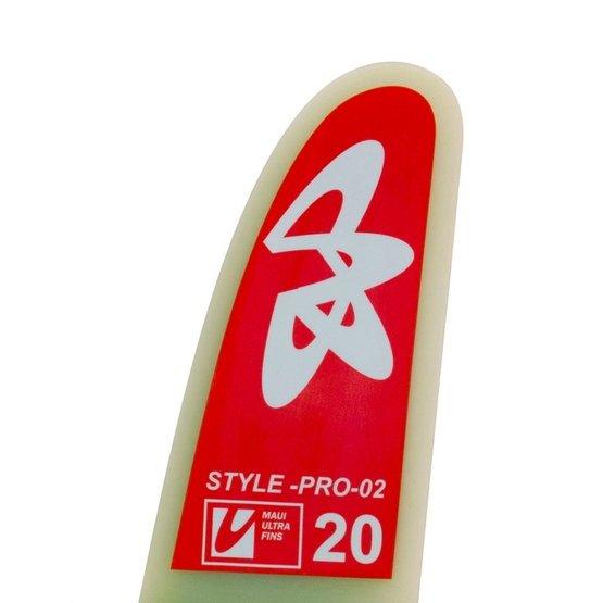 MAUI ULTRA Windsurf Fin Style Pro-02