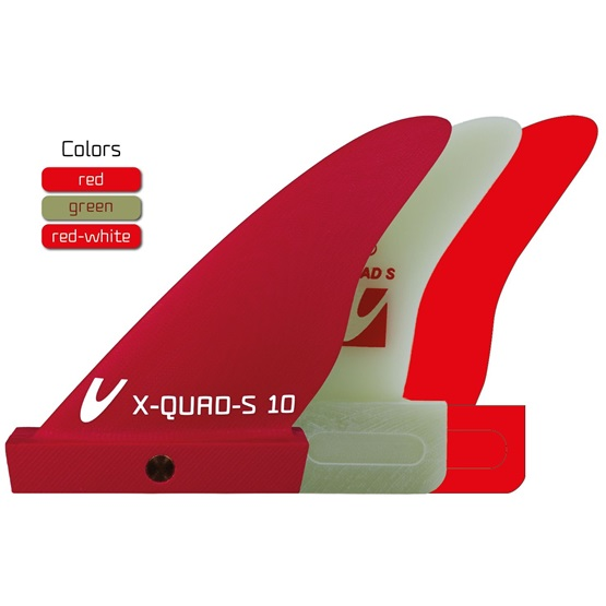 MAUI ULTRA Windsurf Fin X-Quad S