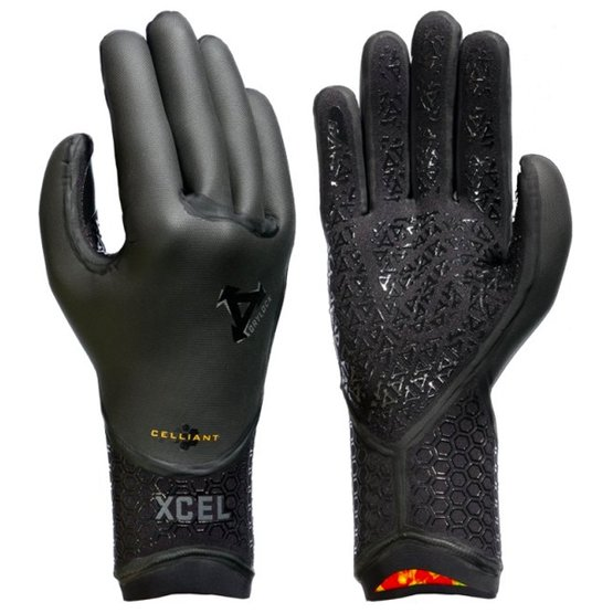 XCEL Glove Drylock 5-Finger 5mm