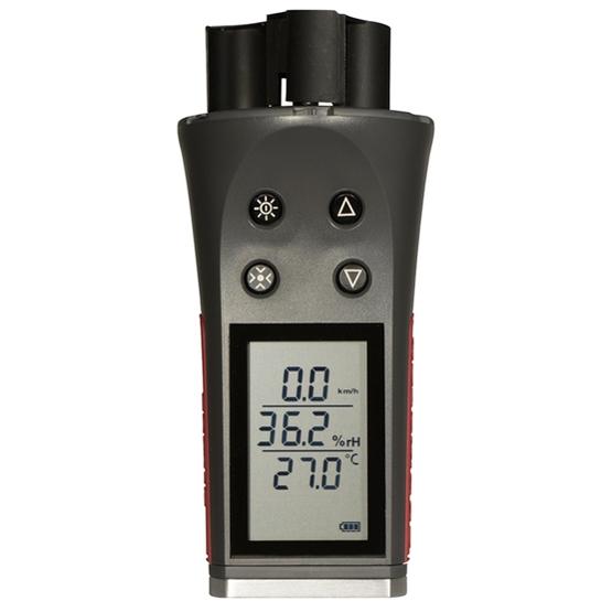 SKYWATCH Windmeter ATMOS - anemometer 360 degree, thermometer, hygrometer