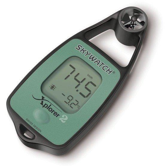 SKYWATCH Windmeter XPLORER 2 - anemometer, thermometer
