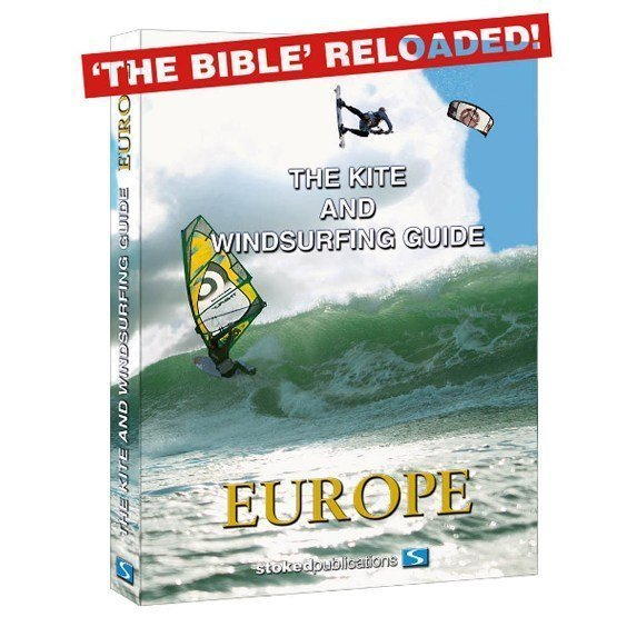 The Kite And Windsurfing Guide - Europe (NEW version)