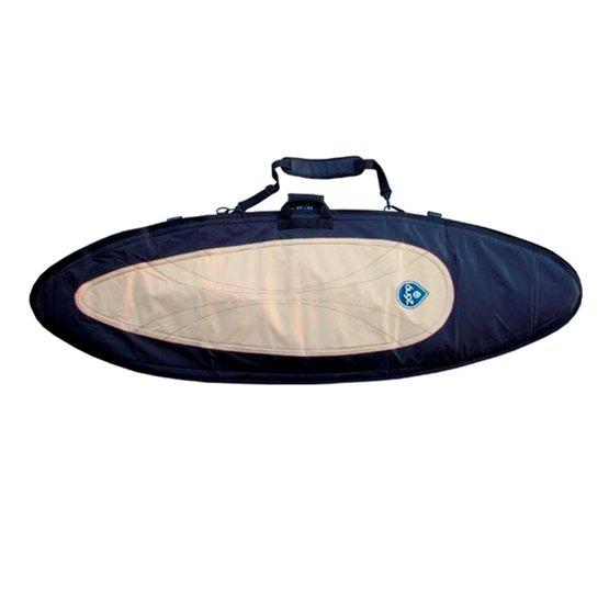 BUGZ Boardbag Airliner Shortboard - Fish Bag 6.3
