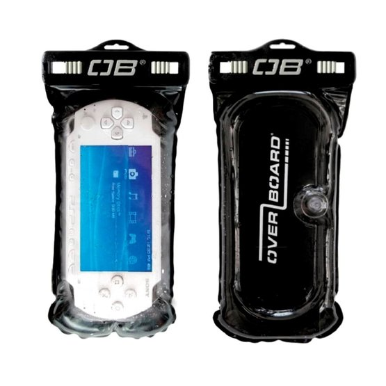 OVERBOARD Waterproof PSP GPS Case black