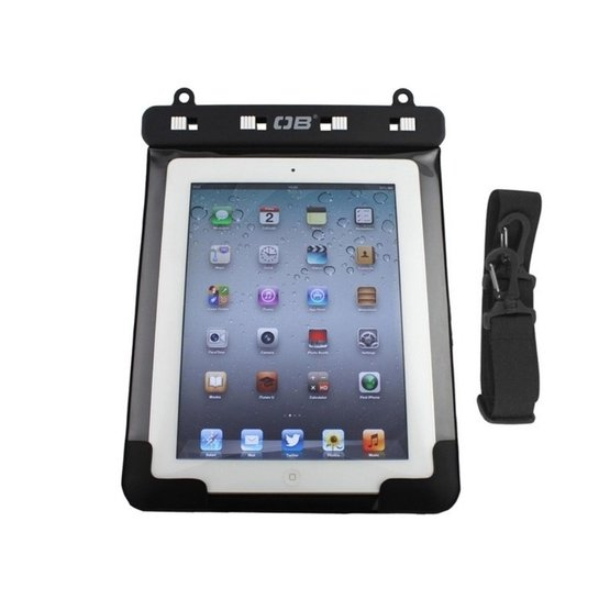 OVERBOARD Waterproof iPad Case black