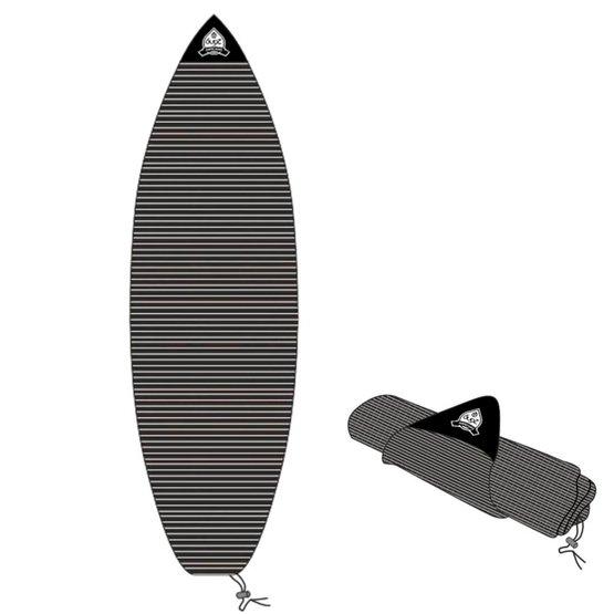 BUGZ Stretch Board Sock 6.6 Shortboard - Fish