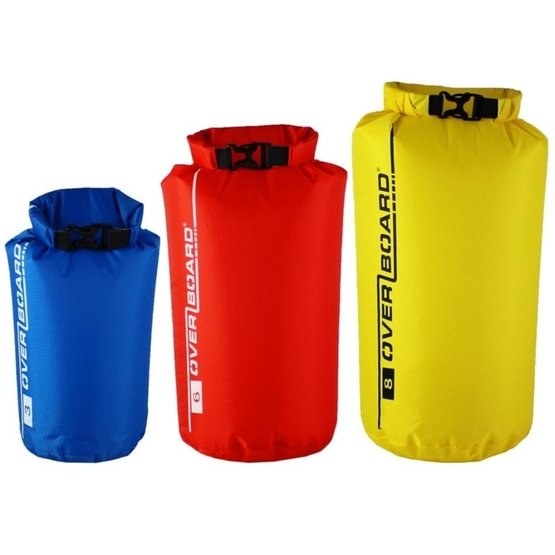 OVERBOARD Dry Bag Multipack 3 Set