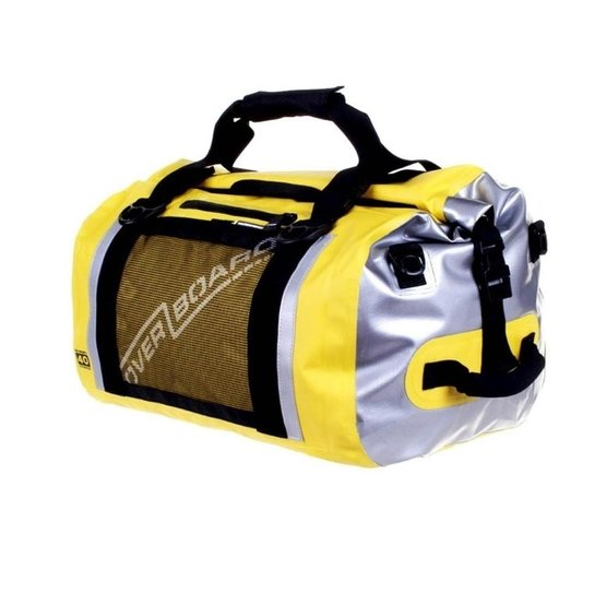 OVERBOARD Waterproof Duffel Bag Pro 40 Liters yellow