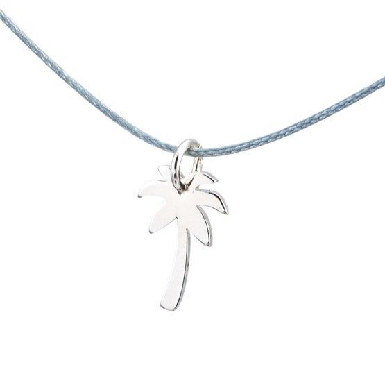 Silver+Surf Biżuteria S Palmtree