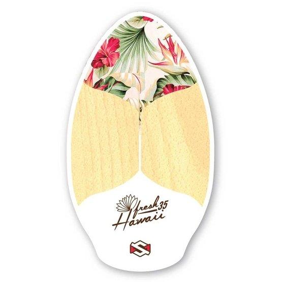 SKIMONE Skimboard 35 90cm Fresh Hawaii White