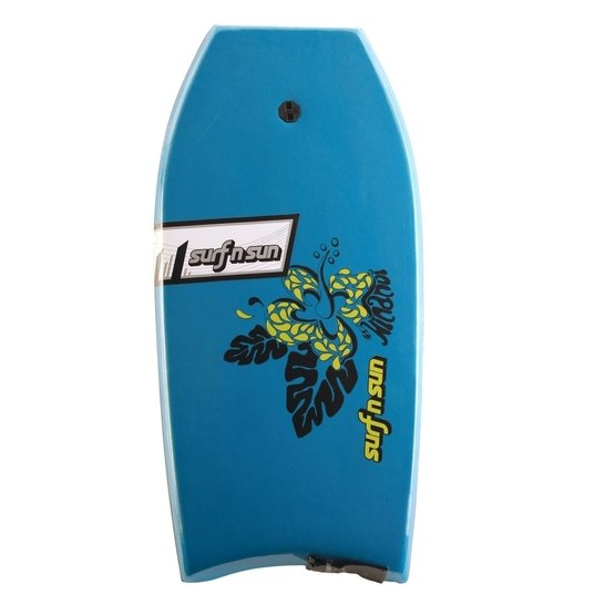 SURFSUN Bodyboard Hinanui 41 Blue-Black