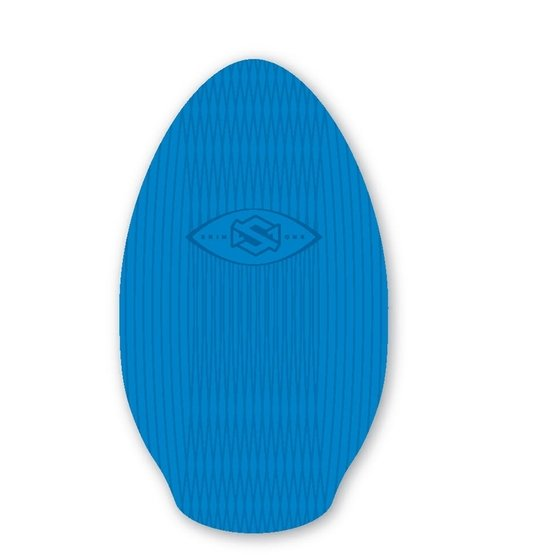 SKIMONE Skimboard 35 90cm Soft EVA Deck Blue