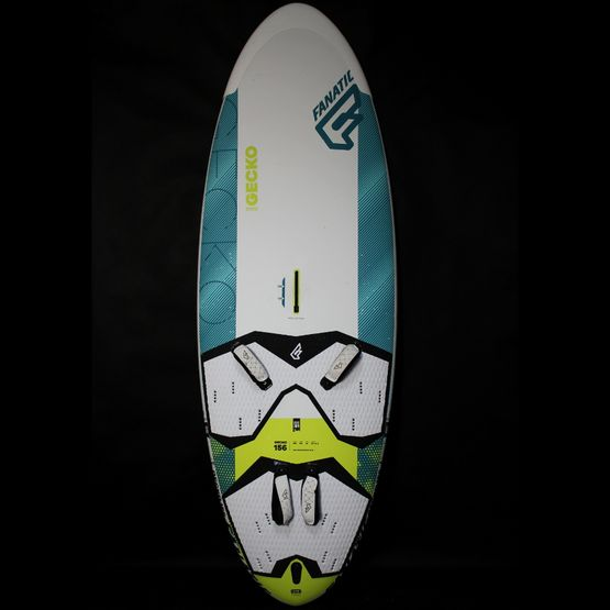 Fanatic Windsurf Board Gecko Hrs 156 Plus 2017 Used Price Reviews Easy Surf Shop