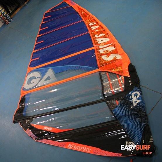 GA-SAILS Windsurf sail Vapor PWA Slalom 9.4 2018 [TEST]