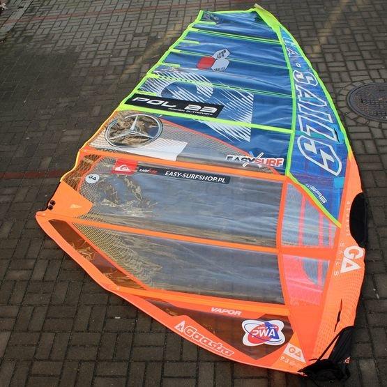 GAASTRA Żagiel windsurfingowy Vapor 9.3' 2017 - [POL23]