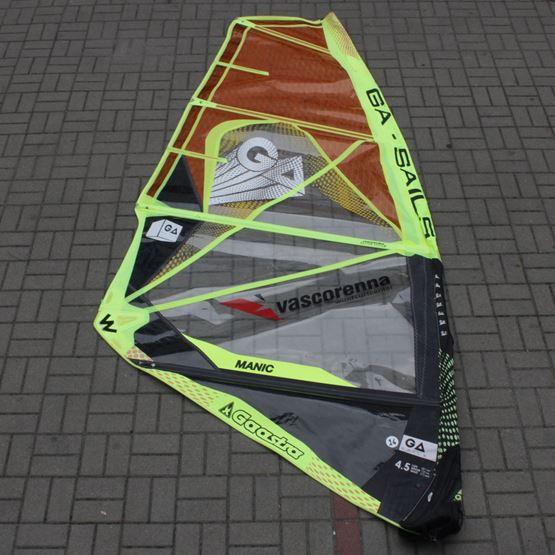 GAASTRA Żagiel Windsurfingowy MANIC 4.5 C2 2018 [UŻYWANY]