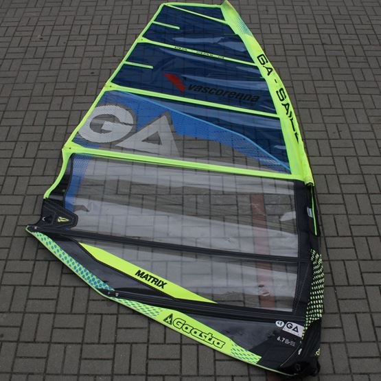GA-SAILS Windsurf Sail Matrix 6.7 2018 [USED]