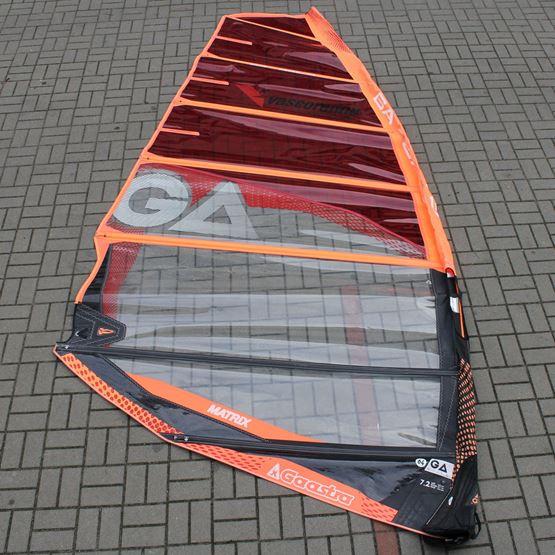 GAASTRA Windsurf Sail MATRIX 7.2 C3 2018 [USED]