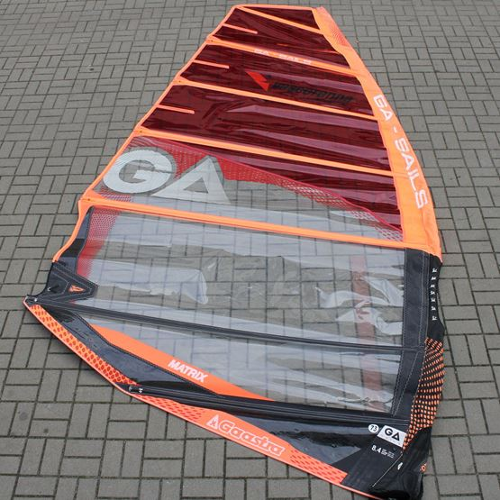 GAASTRA Windsurf Sail MATRIX 8.4 C3 2018 [USED]