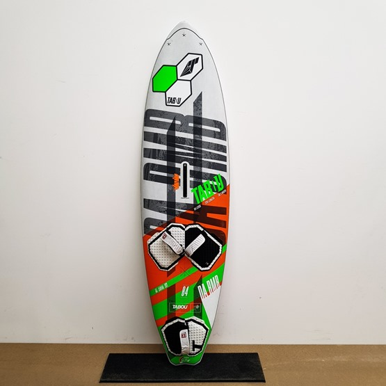 TABOU Windsurf Board DA BOMB 84 2018 [TEST]