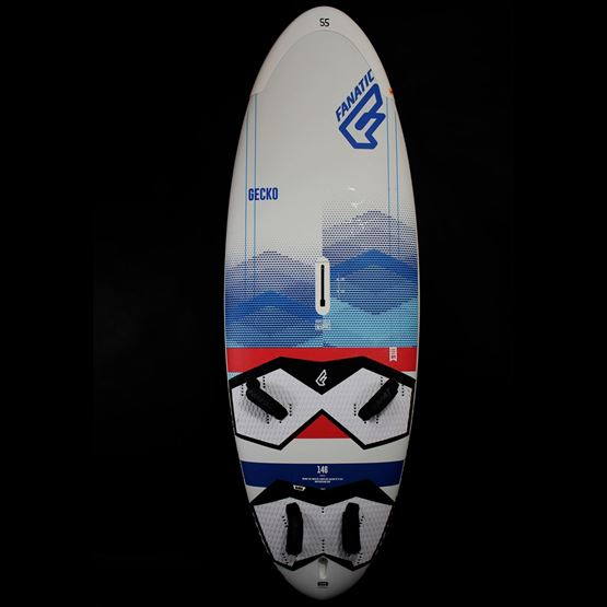 FANATIC Windsurf Board GECKO HRS 146 2018 [USED]
