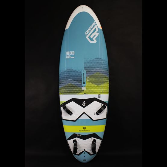 FANATIC Windsurf Board GECKO Foil Edition 133 2018 [USED]