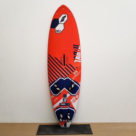 TABOU Windsurf board 3S PLUS LTD 106 2019 [TEST]
