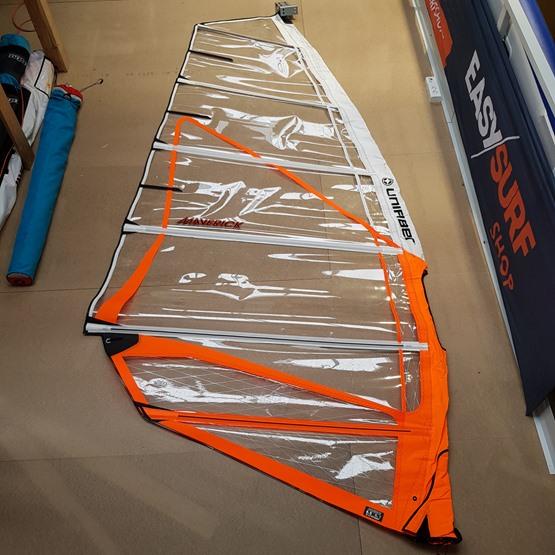 UNIFIBER Żagiel windsurfingowy Maverick 6.5 2019 [UŻYWANY]