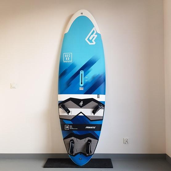 FANATIC Deska windsurfingowa Gecko LTD 120 2019 [UŻYWANA]