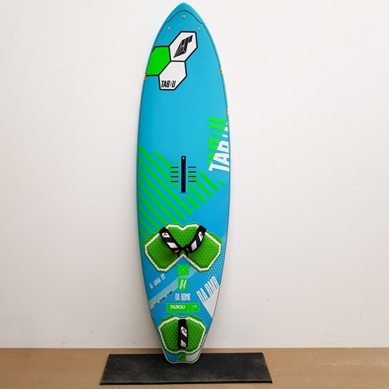 TABOU Windsurf board Da Bomb 84 2019 [TEST]