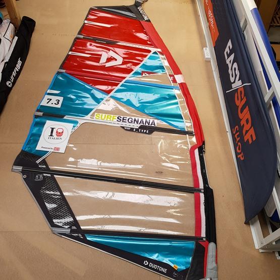 DUOTONE Żagiel windsurfingowy E-Type 7.3 2019 [UŻYWANY]