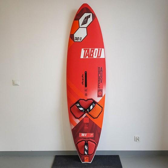 TABOU Windsurf board Da Curve (TEST)