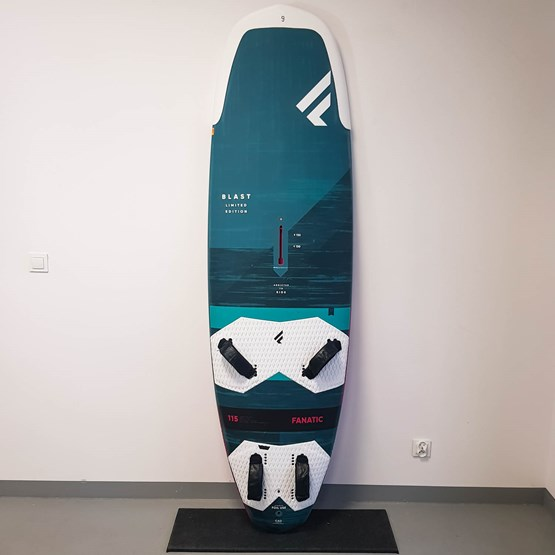 FANATIC Deska windsurfingowa Blast LTD - 115 2020 [UŻYWANA]
