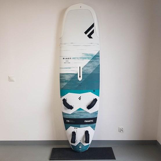 FANATIC Deska windsurfingowa Blast HRS - 115 2020 [UŻYWANA]