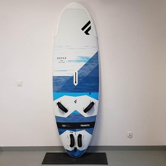 FANATIC Deska windsurfingowa Gecko HRS - 122 2020 [UŻYWANA]