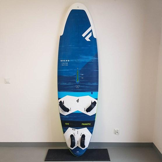 FANATIC Deska windsurfingowa Gecko LTD - 100 2020 [UŻYWANA]