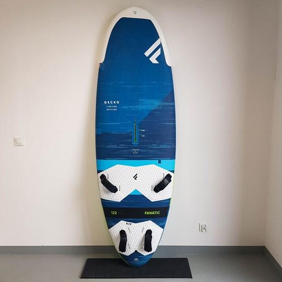 FANATIC Deska windsurfingowa Gecko LTD - 122 2020 [UŻYWANA]