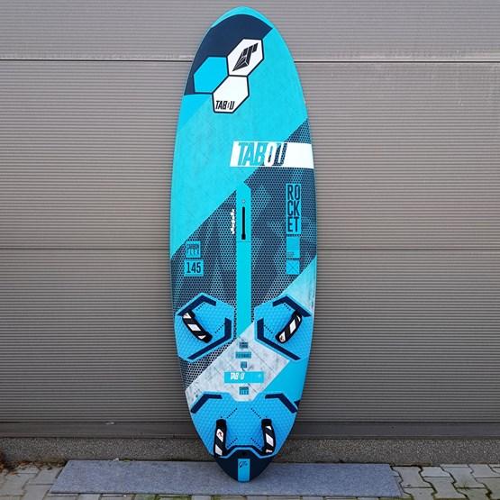 TABOU Windsurf board Rocket Carbon Flex (TEST)