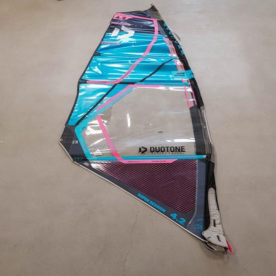 DUOTONE Windsurf Sail Super Session 4.2 2020 [USED]